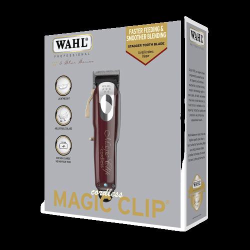 ماشین اصلاح موی سر و صورت وال پرفشنال مدل 5Star Magic Clip